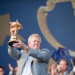 Photo: Colin Montgomerie rates winning the Ryder Cup above all other tournaments (Photo: Montana Pritchard)