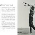Golf Book: Bump & Run