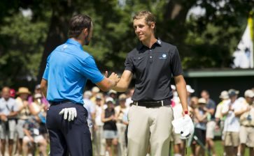 Oliver Goss into US Amateur Final, Brady Watt to caddy