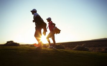 Qantas Golf Club tees off