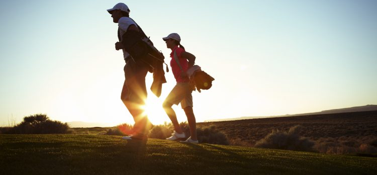 Qantas Golf Club tees off