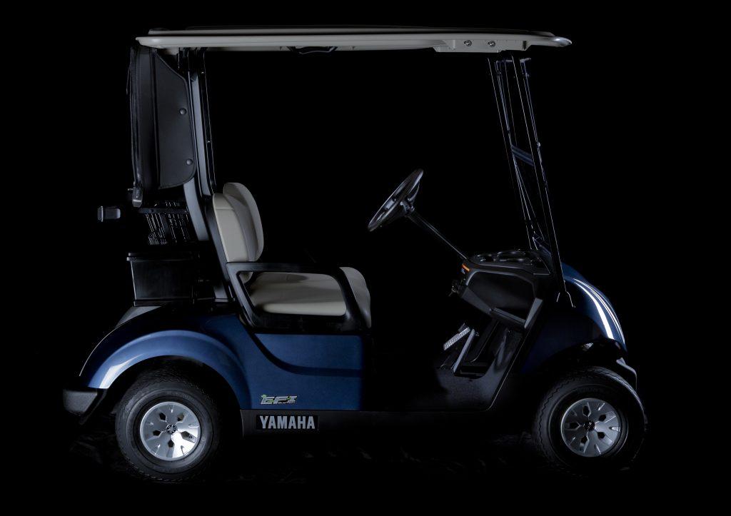 Yamaha golf cars, studio, Crobar