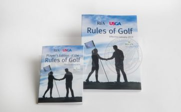 Golf's Modernised Rules, New Player's Edition Published