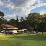 The 18th Green at Balgowlah