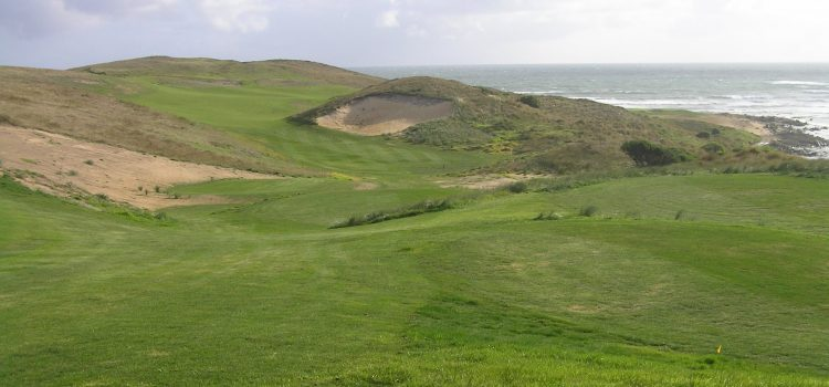 Timing setbacks to delay King Island course opening
