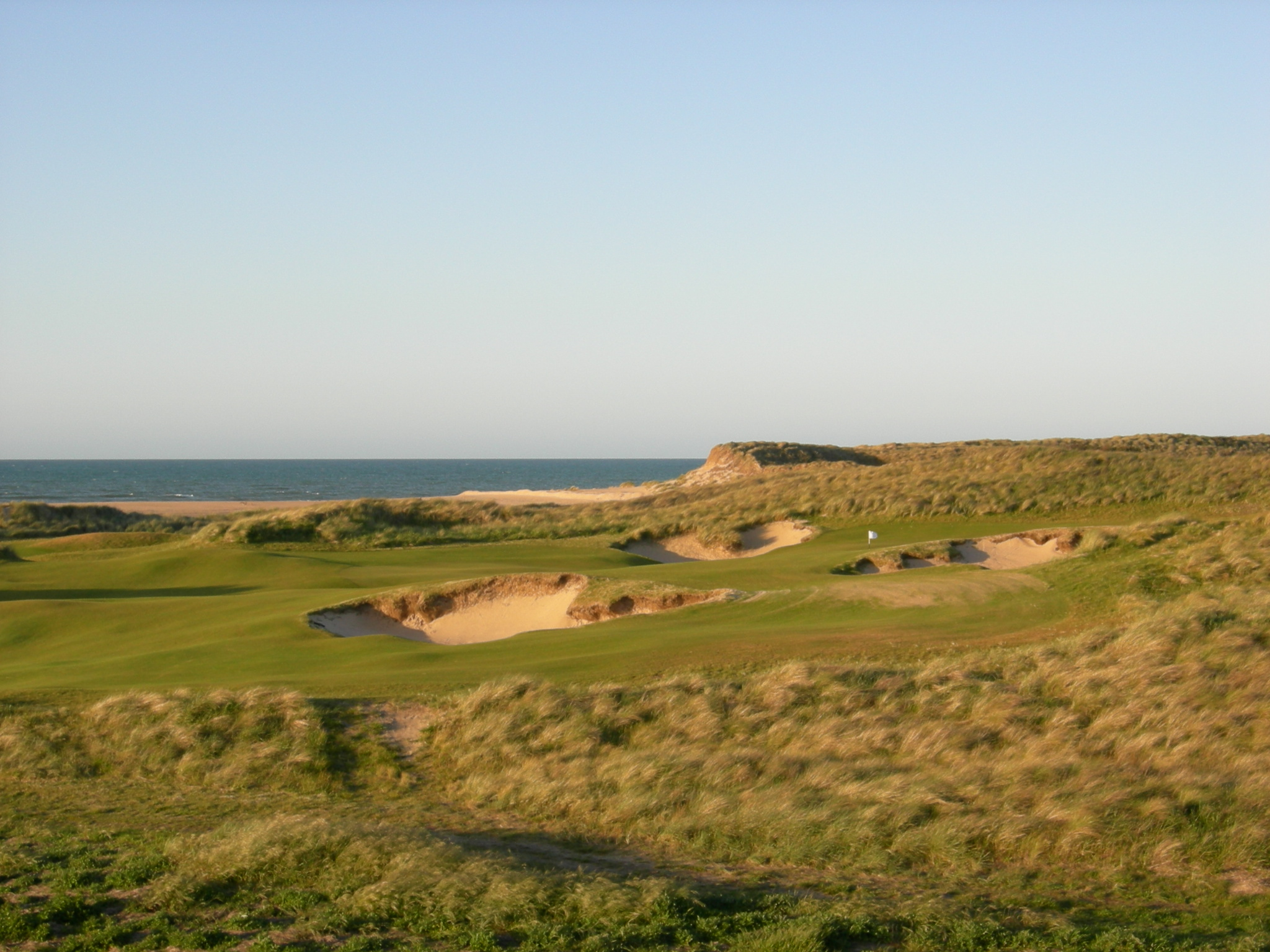 Barnbougle Dunes Golf Course