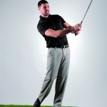 Collingwood premiership player Chris Dawes has cottoned-on to the Ready2Golf brand