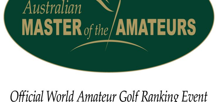 Master of the Amateurs set to soar at Royal Melbourne