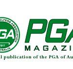 PGA mag logo