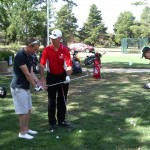 Australia's best teaching PGA Professionals provide free clinics at various Pro-Ams and Holden events