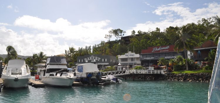 Hamilton Island quickly returns to business as usual after Tropical Cyclone Yasi