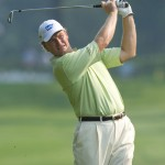Good shot or bad? Great players like Ernie Els stay in control of their emotions throughout the round, and don't dwell on the negatives