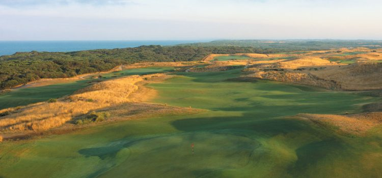 Golf Architecture: Plan for the future