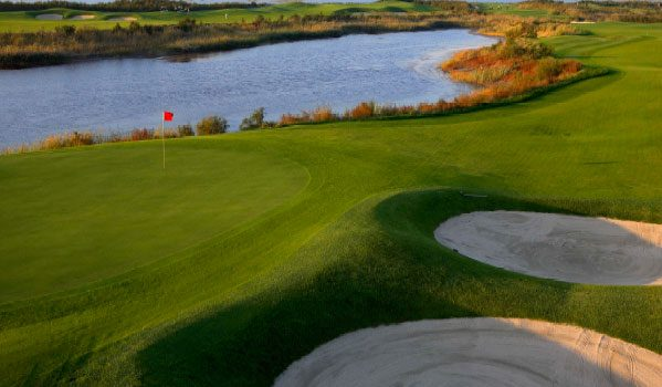 China: The new golf frontier