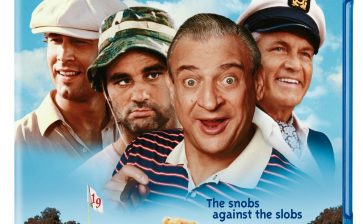 BE the ball: How watching Caddyshack can improve your golf