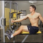 Unilateral exercises can help improve muscle imbalance in all areas of the body