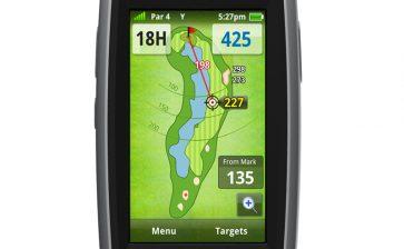 WIN a GolfBuddy GPS World Platinum Rangefinder