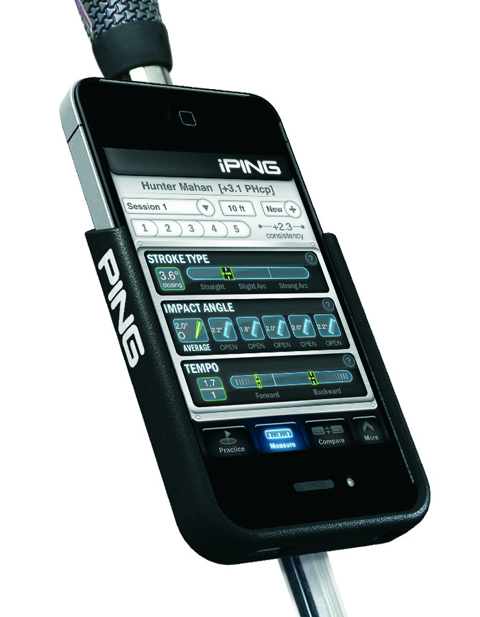 PING launches innovative iPING putting app