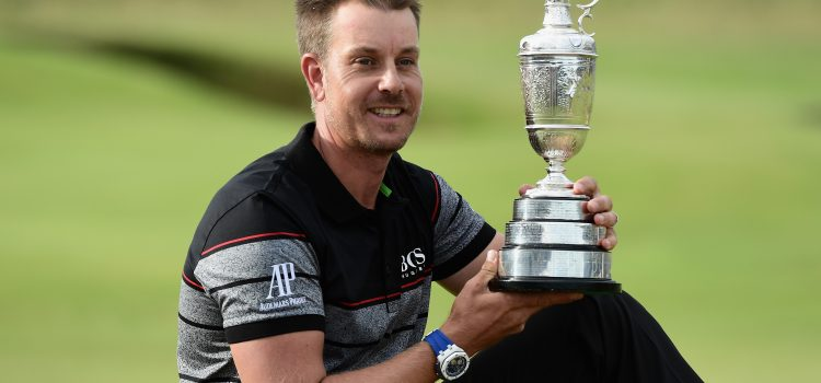 Open Championship wrap: Stenson The Ballstriking Viking