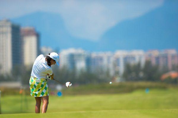 Rio Olympic Golf