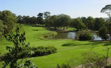 Eastern Golf Club on the rise