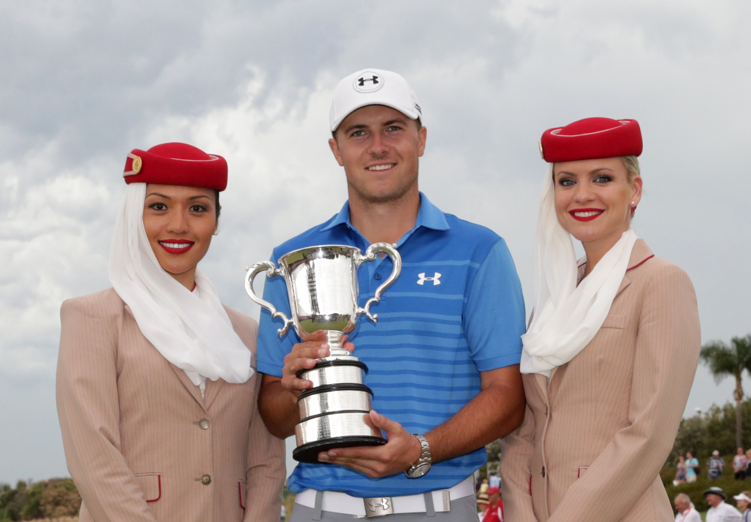 Emirates Australian Open 2014 Champion Jordan Spieth