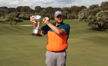 Pike wins maiden title at Victorian PGA