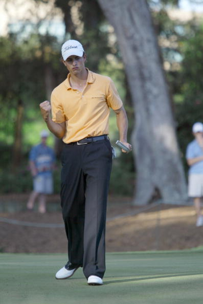 Caption: Adam Scott is among a small band of Australians to succeed at The Players. Photo: Chris Condon/PGA Tour