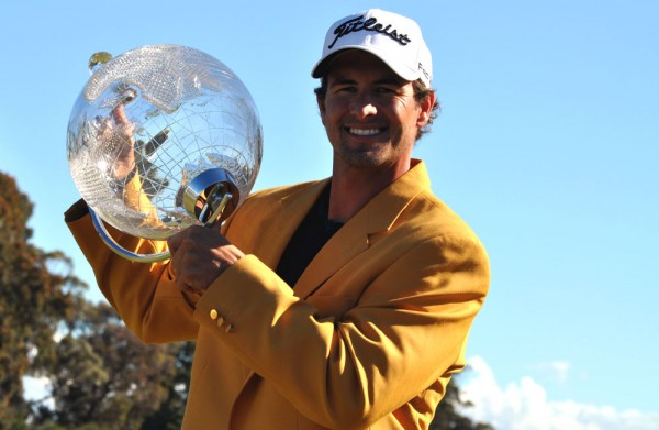 Scotty to headline Aussie summer of golf