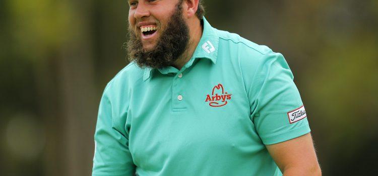Andrew 'Beef' Johnston to play Australian PGA Championship