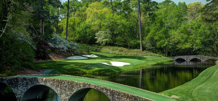 WIN: A Trip to the 2018 U.S. Masters