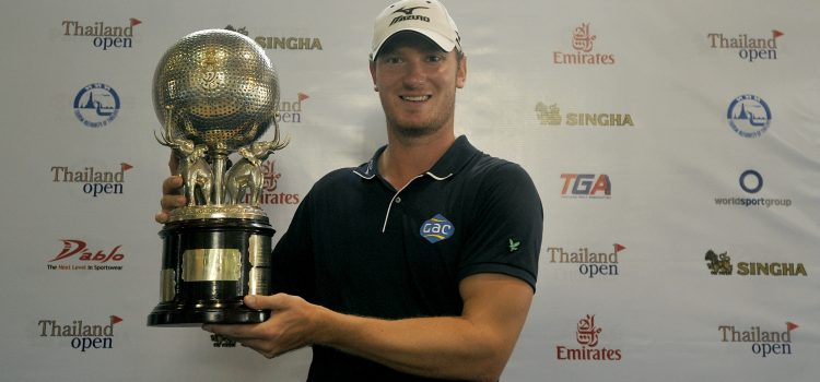 Wood claims maiden win at Thailand Open