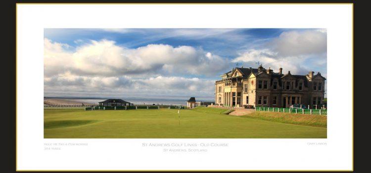 Gary Lisbon's Golf Panoramas
