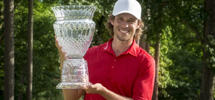 Badds battles back, wins fourth PGA TOUR title