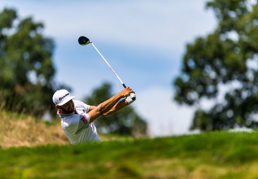 Dustin Johnson (Photo by Dustin Satloff)