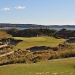 The 7th at Barnbougle Dunes