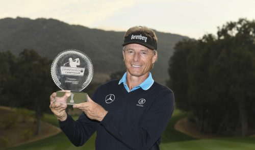 Langer, Kelly nab Champions awards