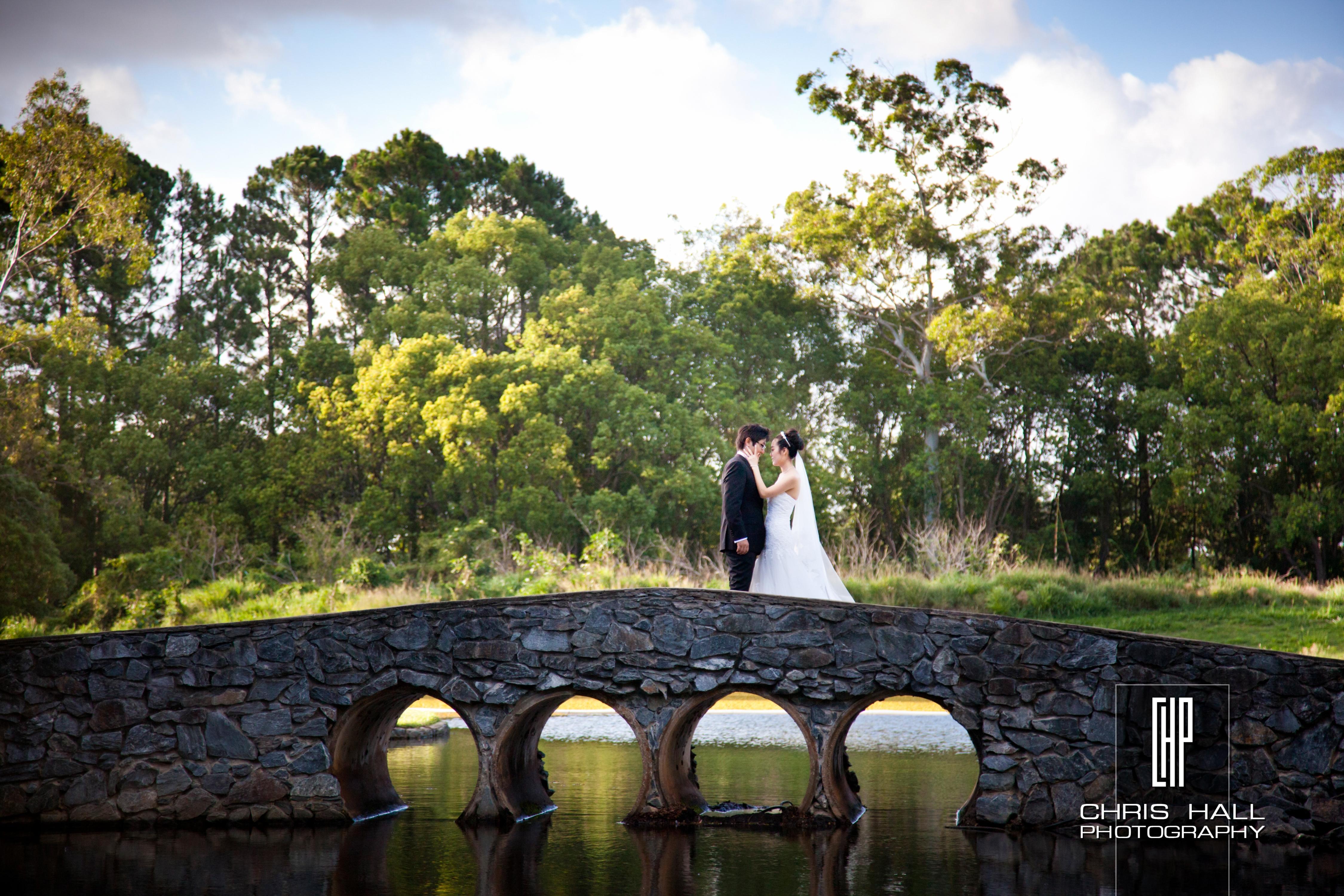 Bridge Wedding Image