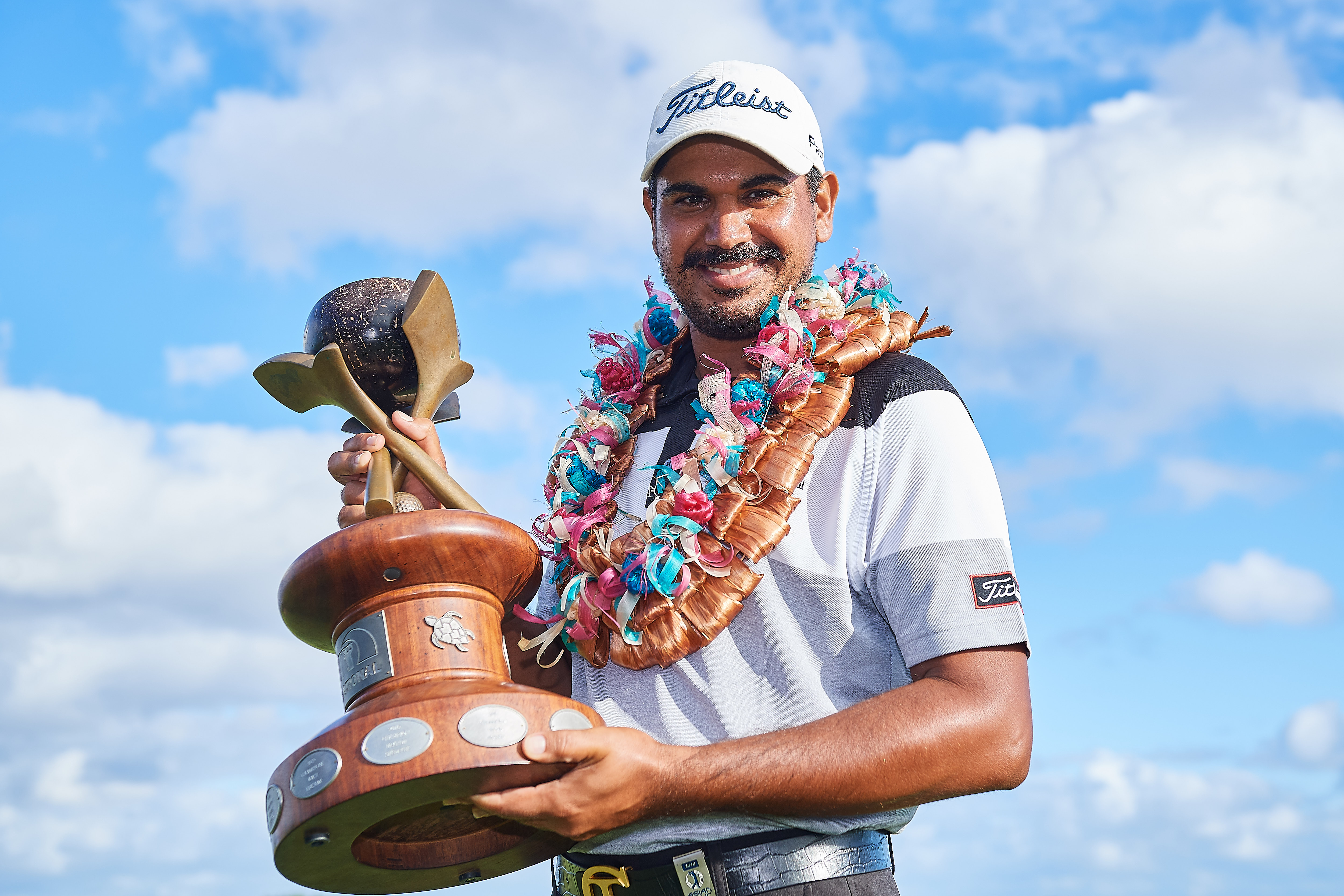 2018 Fiji International Golf