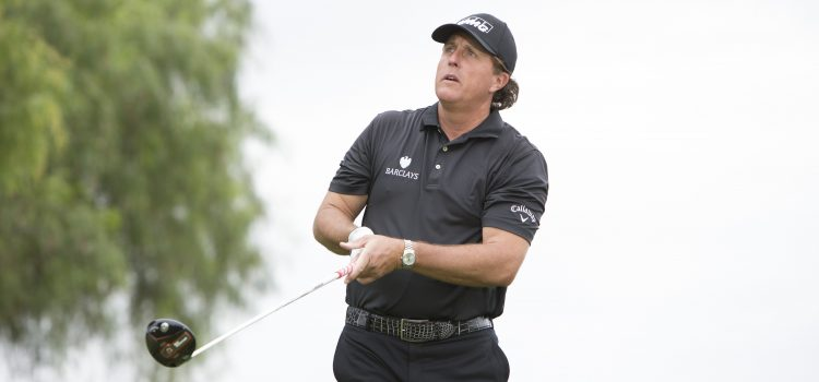 Callaway Golf extends Phil Mickelson's contract