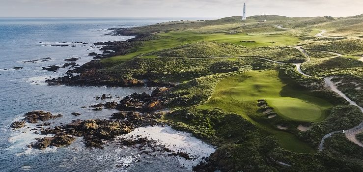 Troon to manage King Island's Cape Wickham Golf Links