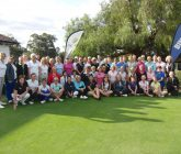 ALPG celebrate Golf Month with three Victorian ALPG National Women's Clinics