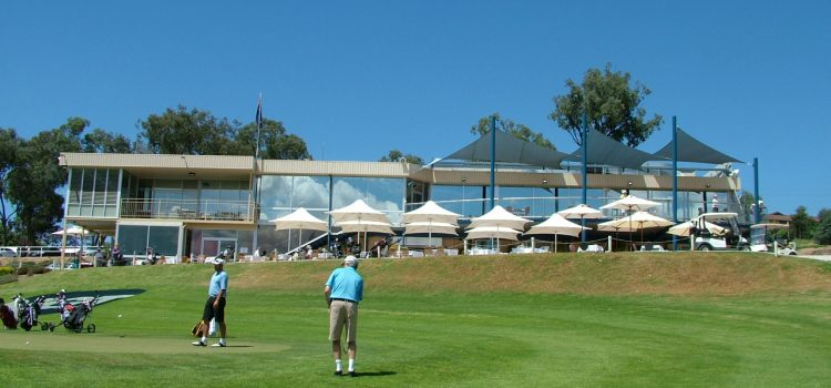 Golf on the Murray: Albury Commercial Golf Resort