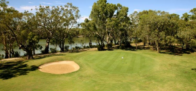 Rolling on the river: Golf along the Mighty Murray River
