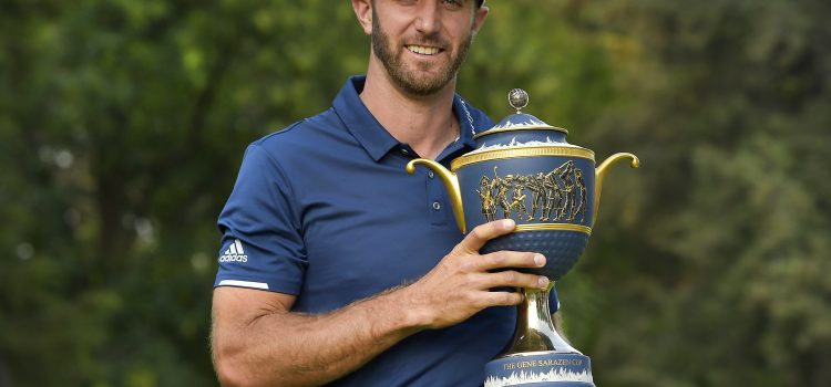 Johnson confirms number one status with WGC win