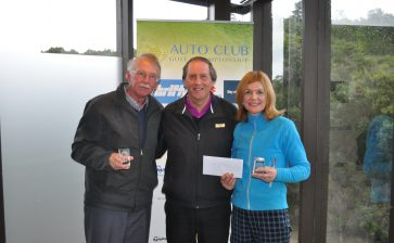 Amateurs battle gale-force winds at ACGC launch