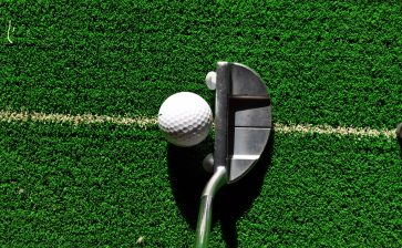 Control the speed of your putts