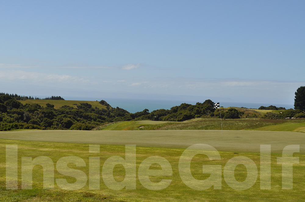 Cape Kidnappers 2nd green (2)