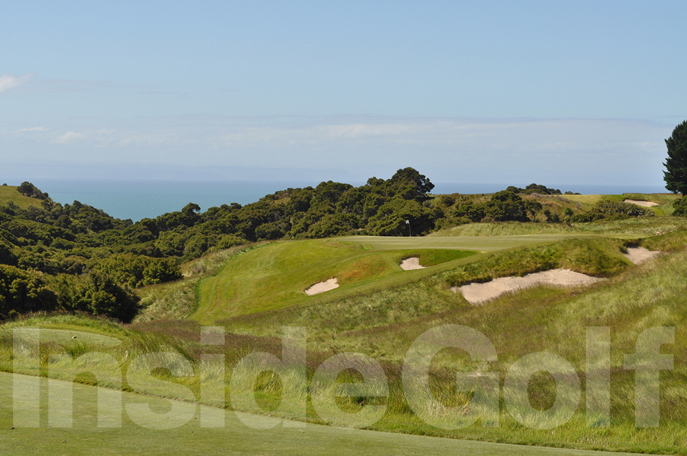 Cape Kidnappers 3rd  tee