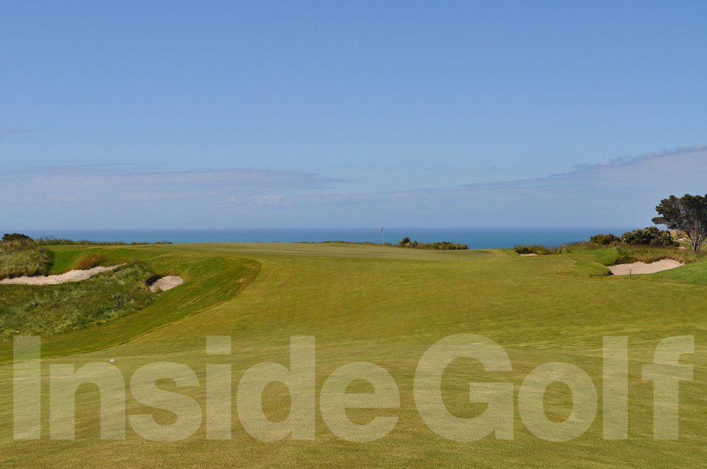 Cape Kidnappers 5th fairway 2